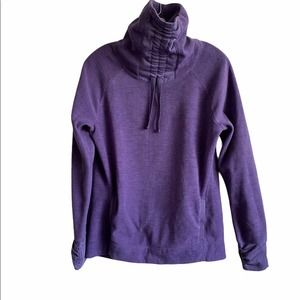 Old Navy We the Purple Cocoon Neck Sweater Size S